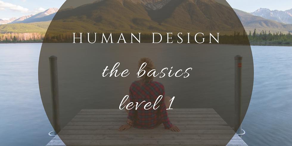 Human Design - Foundational Class