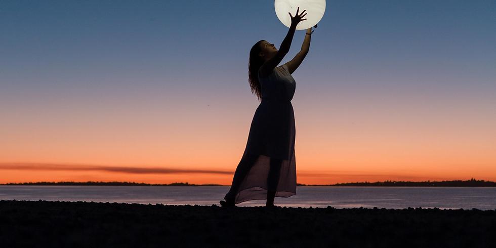 BEING HELD - Full Moon gathering