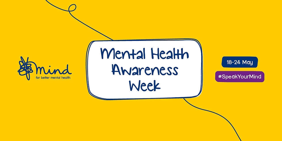 Mental Health Awareness Week - Meditation