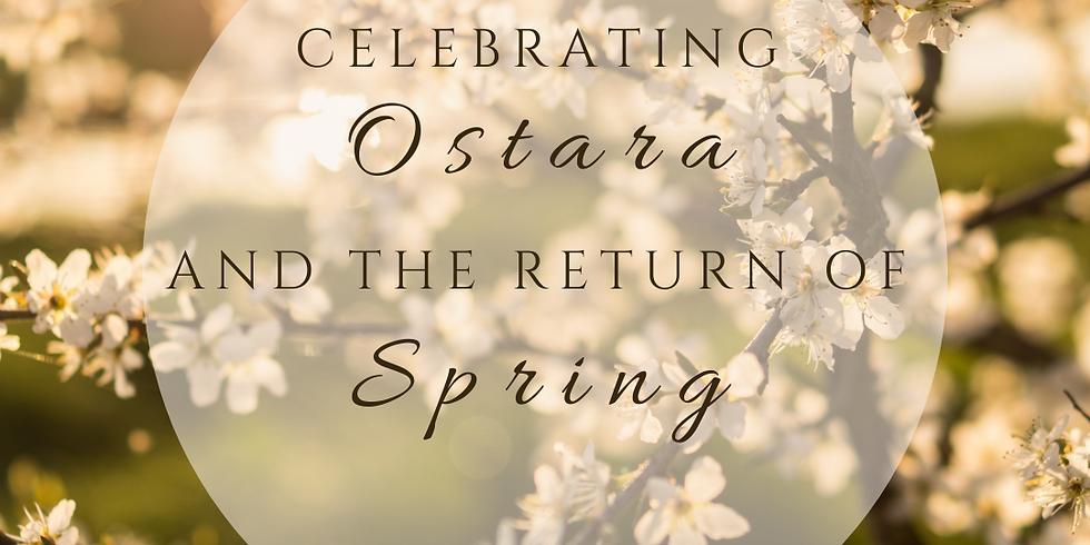 Ostara Spring Equinox - an online Heart circle