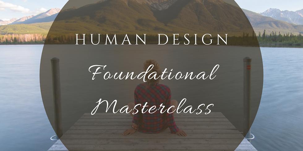 Human Design - Foundational Masterclass