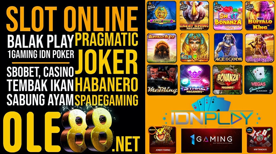 situs judi slot online OLE88