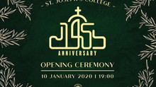 SJC 145th Kick-Off Ceremony