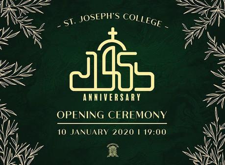 SJC 145th Kick-Off Ceremony