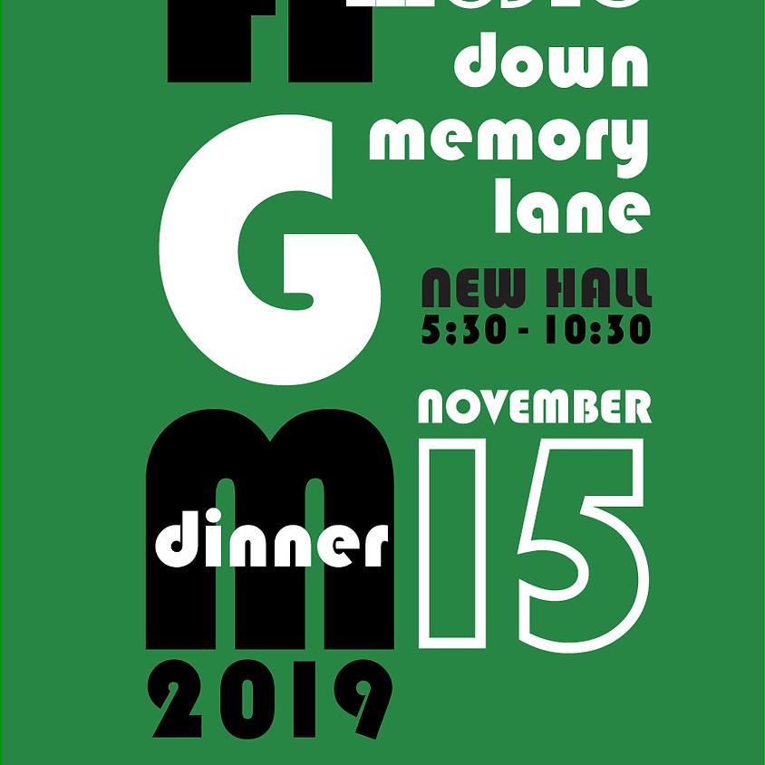 SJCOBA AGM 2019 Meeting and Dinner