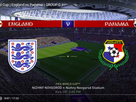 Happy Hour (Round 6) World Cup Special - England Vs Panama - Jun 24, 2018