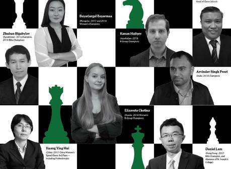 SJC Chess Challenge Day