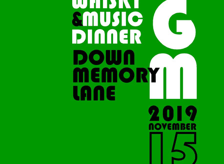 2019 AGM Dinner Tickets and Booking