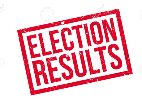 Results of 2019 Executive Committee Member Election