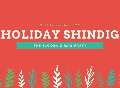 SJCOBA Christmas Party 2019