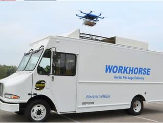 A Entrega de Mercadorias por Drones: Uma Nova Oportunidade para as Técnicas de Roteirização e Rastre