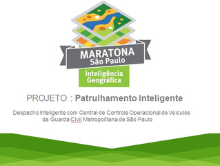 Equipe USP da VisiLog ganha Maratona de Inteligência Geográfica