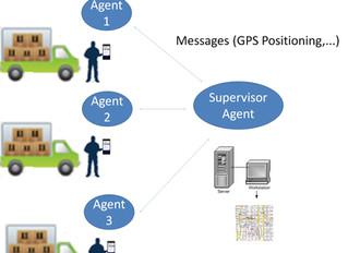 Inteligencia Artificial e Otimização aplicados ao Planejamento e Execução de Rotas - Trabalho aprese