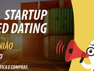 VisiLog no Startup Speed Dating na AHOY Berlin