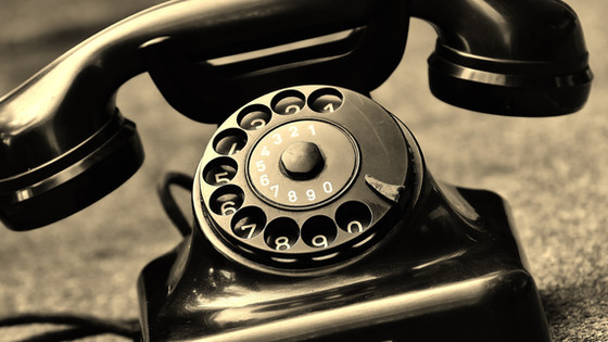 Why I do phone calls