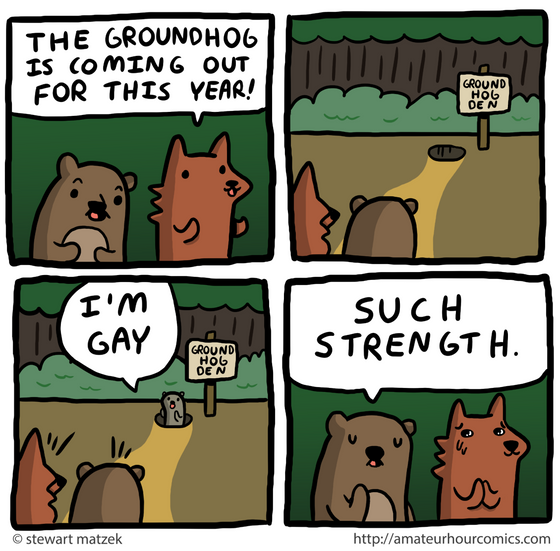 On Coming Out