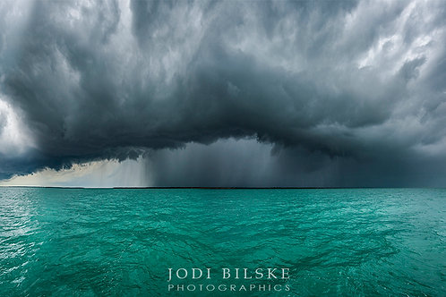 Top End Storm over Dundee Beach, NT