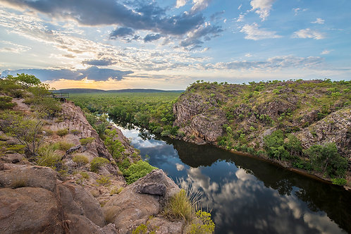 Barruwei Lookout, Nitmiluk National Park NT ~ KR018