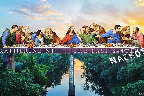Jesus Loves Nachos, Katherine NT ~ KR040