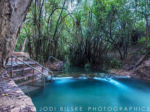 Katherine Hot Springs NT ~ KR015