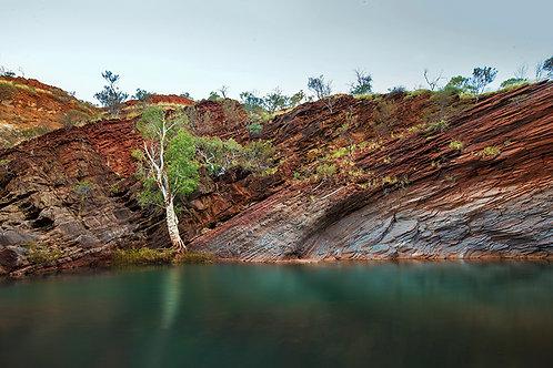 Hamersley Gorge, Karijini WA
