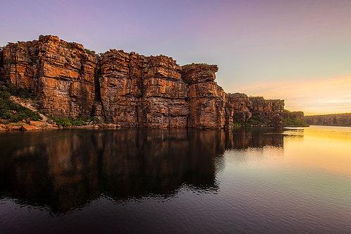 King Gorge River, Kimberley Coast, WA ~ KC007