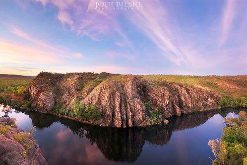 Barruwei Lookout, Nitmiluk National Park NT ~ KR001