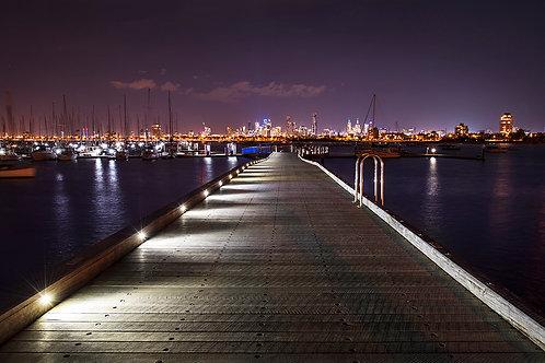 St Kilda Pier, Melbourne Victoria ~ MN011