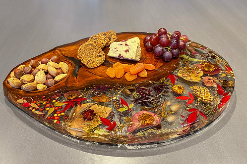 Autumn Serving Platter No.7