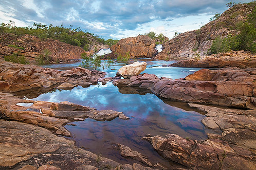Edith Falls, Nitmiluk National Park, NT ~ EF004