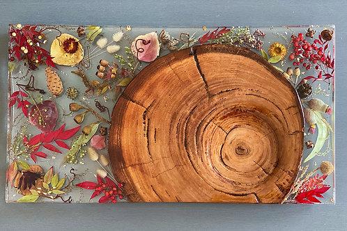 Autumn Serving Platter No.8