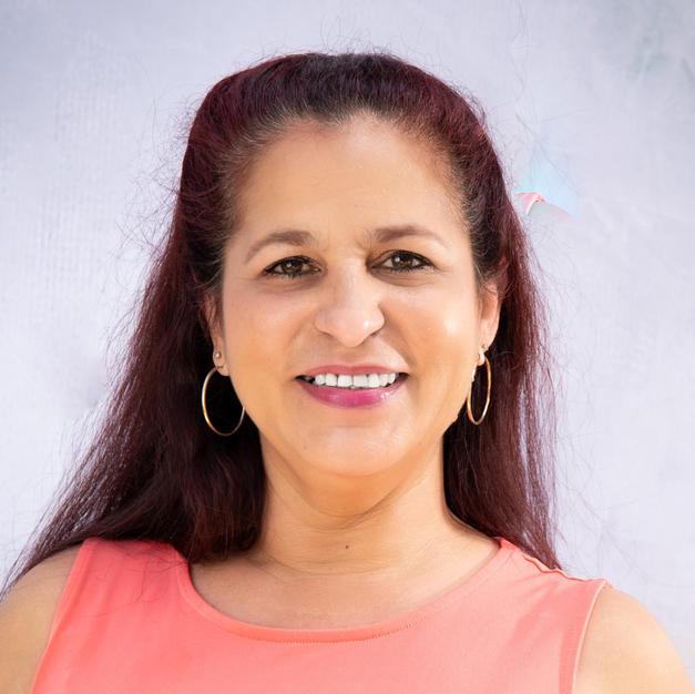 Ms. Hamile - Teacher