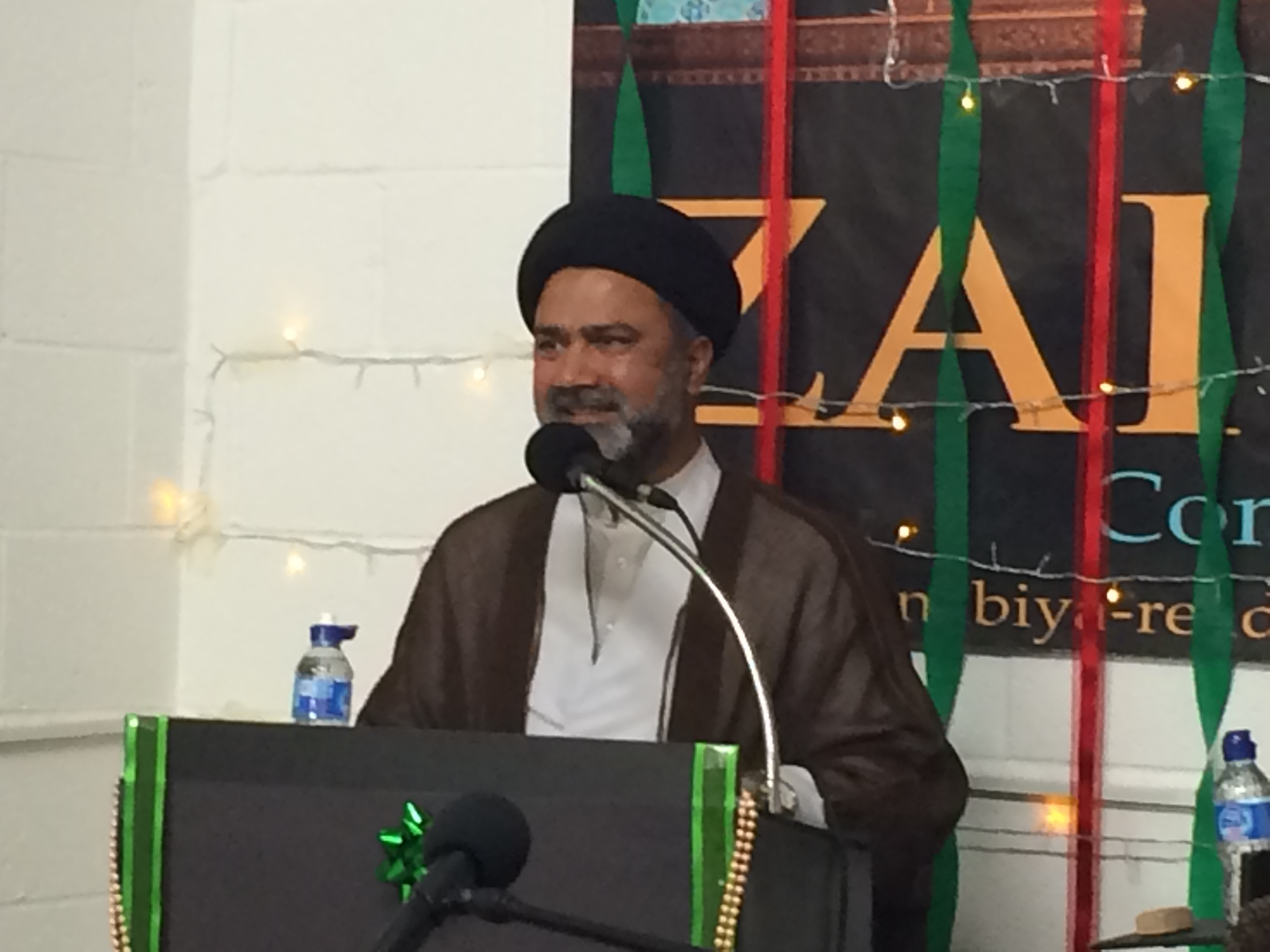 Moulana Dr Abbas Naqvi