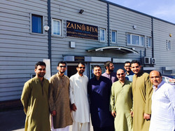 Zainabiya Community Members