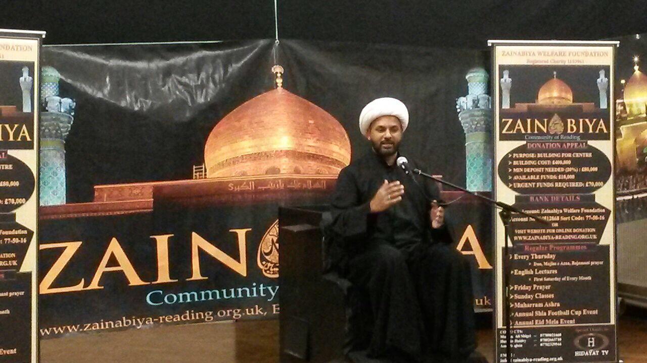 Sheikh M Ali Ismail