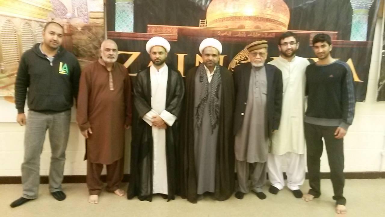 Zainabiya community with Shaykh Muhammed Ali Ismail.jpg