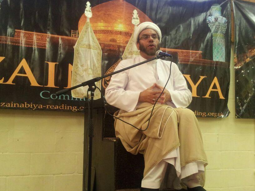 Moulana Ghulam Hussain Adeel