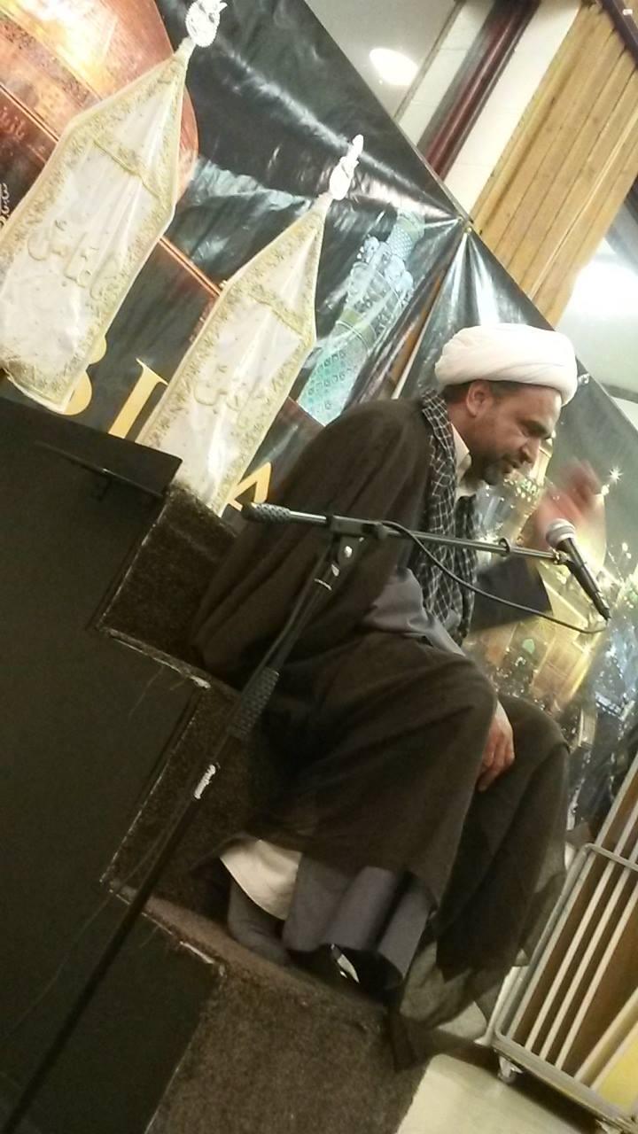Moulana Jaffar Mehdi