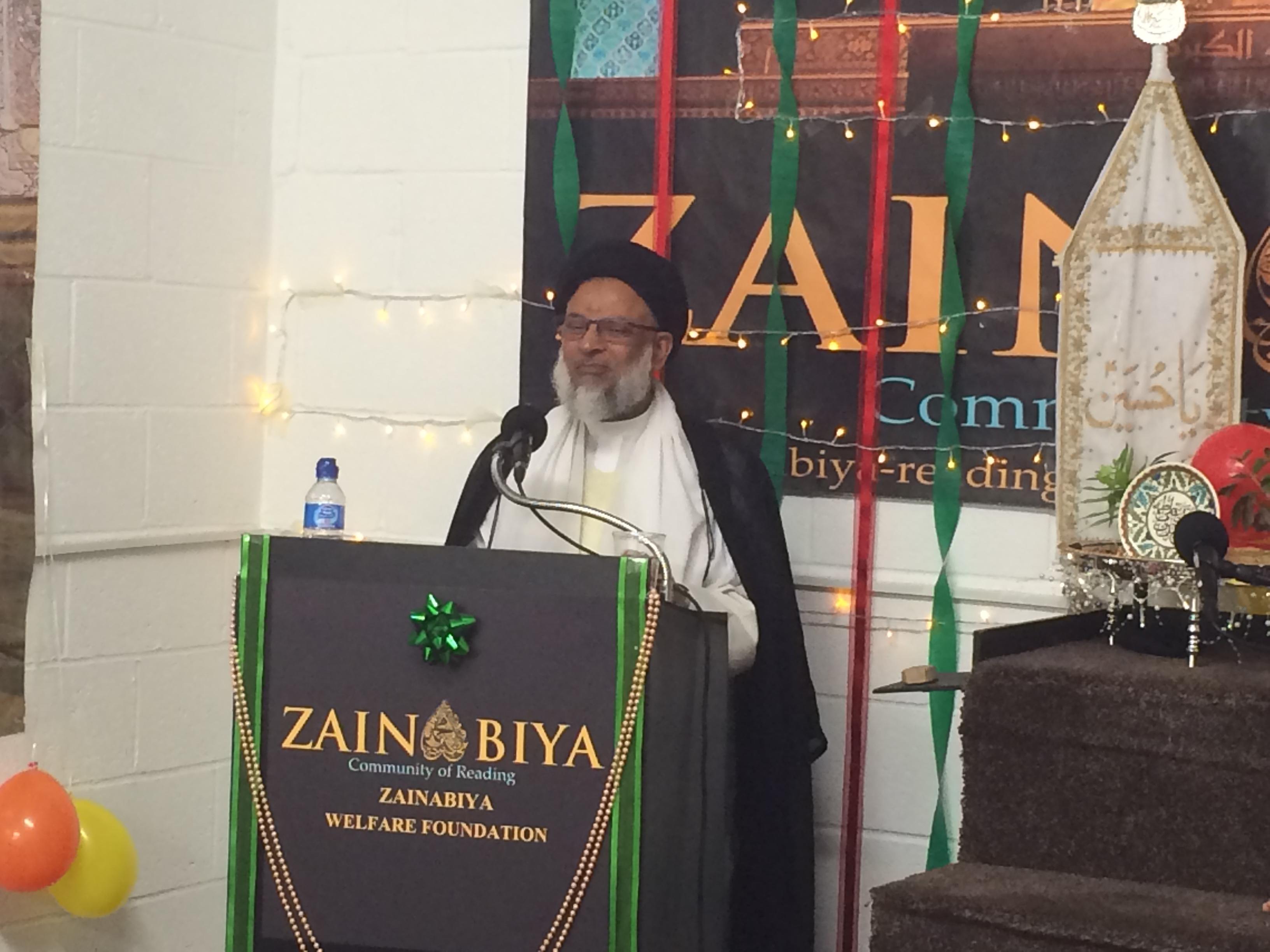 Moulana Sued Zulqadar