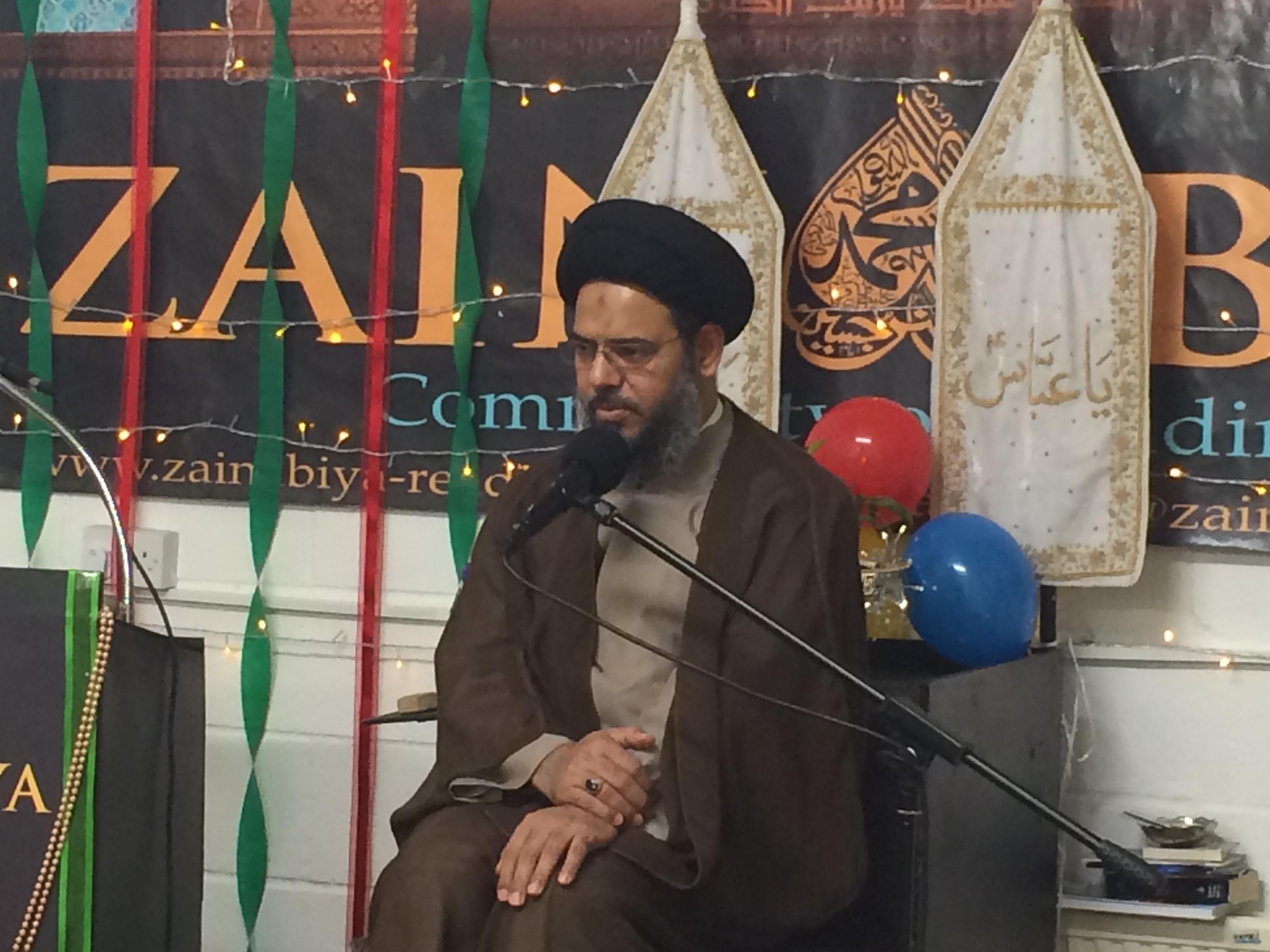 Ayatullah Aqeel Gharavi