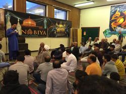 Sunni brothers invited to Zainabiya