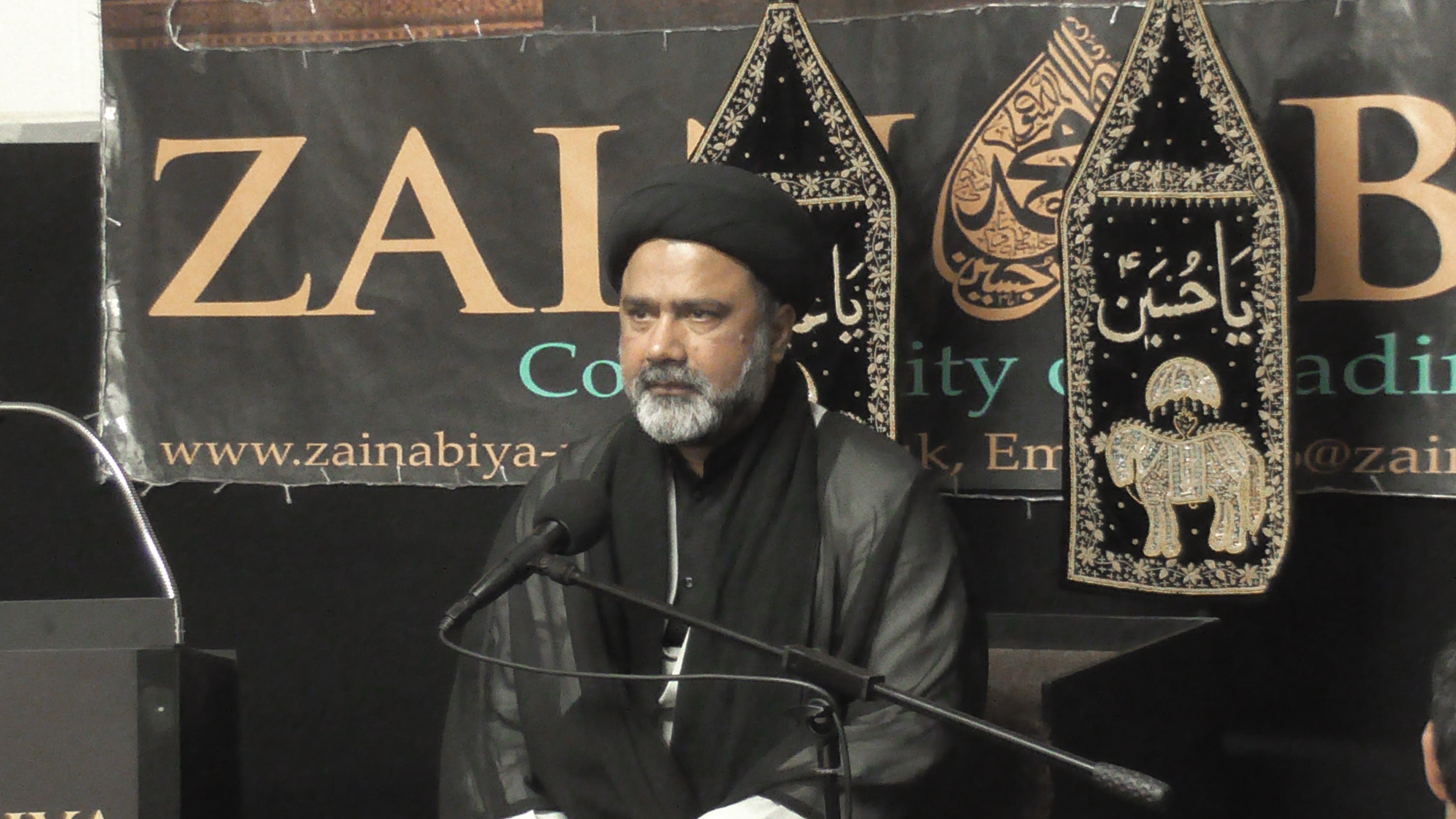 Dr Moulana Abbas Naqvi