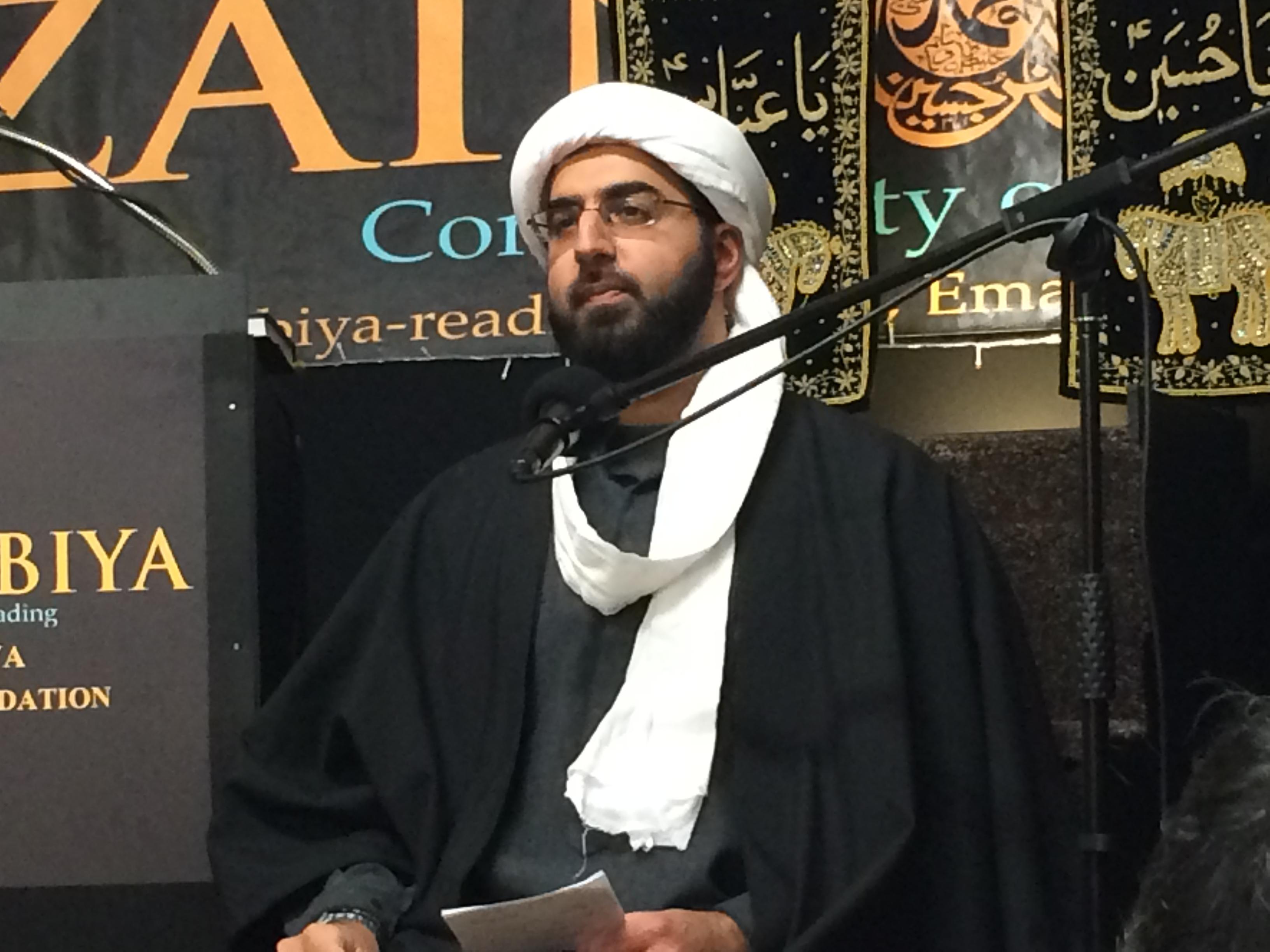 Sheikh Muhammad Reza Tajri