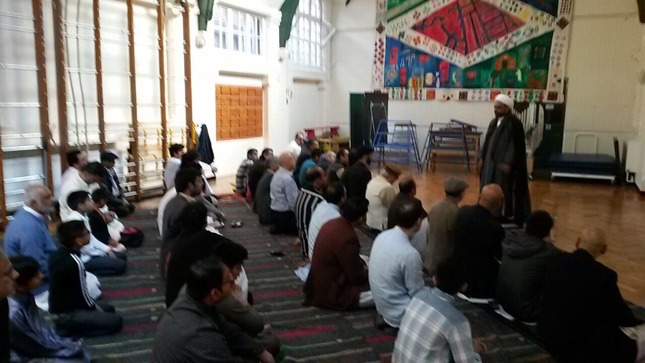 Moulana Jaffar Mehdi - Eid ul Azha