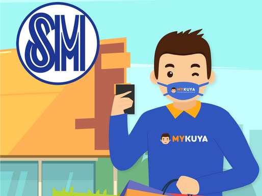 We've Got it All For You: SM Supermalls Partners With On-Demand Service Provider MyKuya