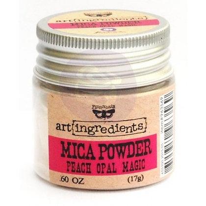 Mica Powder Peach Opal Magic