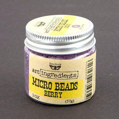 Micro Beads Berry