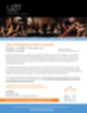 Rising Lotus flyer UZIT X & Info Session