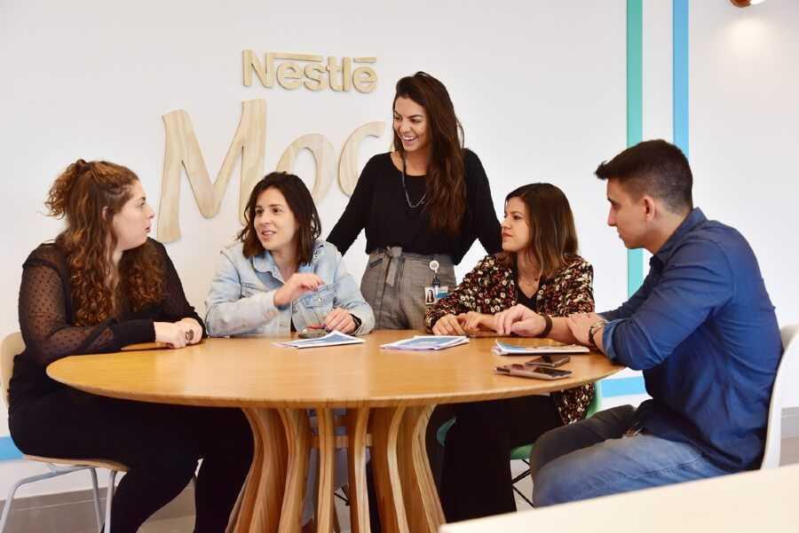 estágio 2018 Nestlé