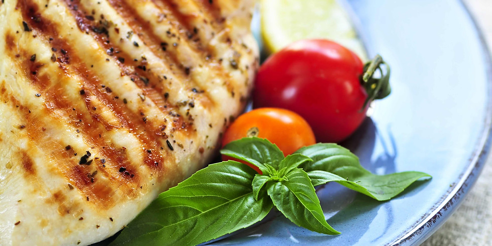 Let's Grill Meal Prep Class/Pick Up